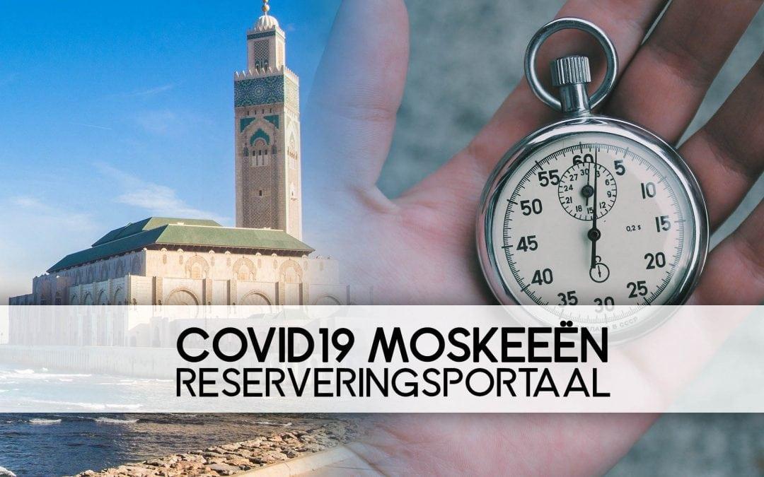 Moskeeën heropenen op 1 juli: MoskeeWebsite.nl biedt reserveringsportaal als oplossing